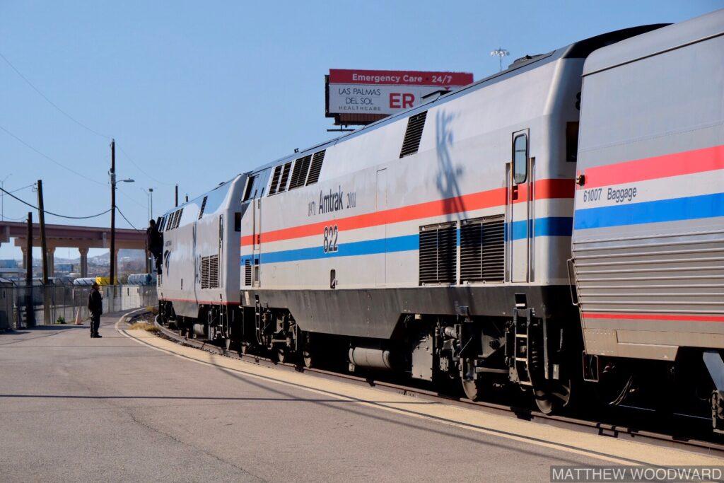 Amtrak El Paso